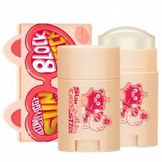 Стик для лица и тела солнцезащитный ELIZAVECCA Milky Piggy Sun Great Block Stick SPF50+ PA+++