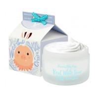 Осветляющий крем для лица и тела с козьим молоком Elizavecca Real White Time Milk Cream