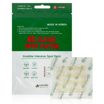 Патчи для проблемной кожи EYENLIP AC CLEAR SPOT PATCH, 24 шт