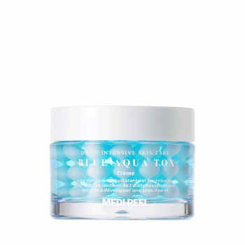 Глубоко увлажняющий крем MEDI-PEEL Blue Aqua Tox Cream
