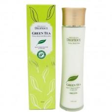 Тоник для лица с экстрактом зеленого чая Premium Deoproce Green Tea Total Solution Toner