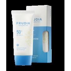 Крем-эссенция с ультра защитой от солнца Frudia Ultra Uv Shield Sun Essence Spf50+ Pa++++