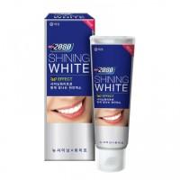 """Зубная паста """"Сияющая белизна"""" 3D эффект, AEKIUNG 2080"""