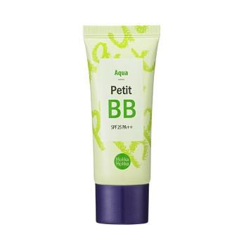 Освежающий ББ-крем для нормальной и комбинированной кожи HOLIKA HOLIKA Petit Aqua BB SPF25 PA++