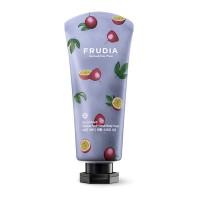 Тонизирующий гель-скраб с маракуйей Frudia My Orchard Passion Fruit Scrub Body Wash
