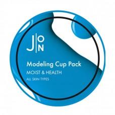 АЛЬГИНАТНАЯ МАСКА ДЛЯ УВЛАЖНЕНИЯ И ОЗДОРОВЛЕНИЯ КОЖИ ЛИЦА J:ON MOIST & HEALTH MODELING PACK