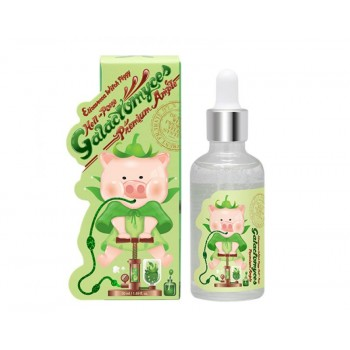 СЫВОРОТКА С 97% ГАЛАКТОМИСИСА ELIZAVECCA WITCH PIGGY HELL-PORE GALACTOMYCES 97% PREMIUM AMPLE