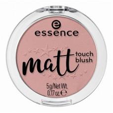 Матовые нежные румяна ESSENCE Matt Touch 10 peach me up