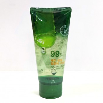 Универсальный гель алоэ для лица и тела The Saem Jeju Fresh Aloe Soothing Gel 99%