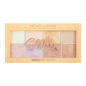 Палетка хайлайтеров Revolution MakeUp Soph Highlighter Palette
