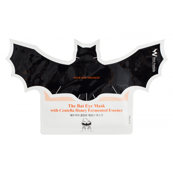Антивозрастная маска для кожи вокруг глаз Wish Formula The Bat Eye Mask with Centella Honey Fermented Essence