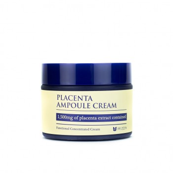 Плацентарный крем для лица Mizon Placenta Ampoule Cream