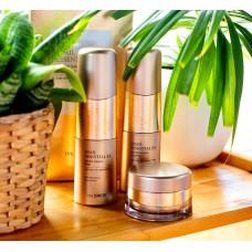 Регенерирующий антивозрастной набор с экстрактом золотой виноградной улитки The Saem Essential EX Wrinkle Solution Skin Care Set