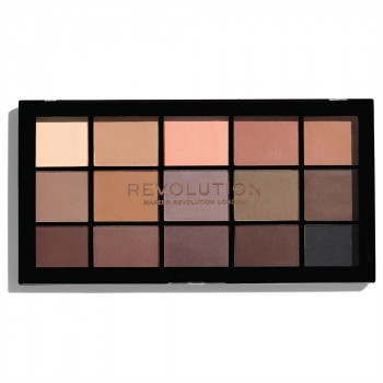 Палетка теней Revolution MakeUp Re-Loaded Palette Basic Mattes