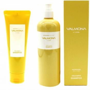 Питательный шампунь с яичным желтком Valmona Nourishing Solution Yolk-Mayo Nutrient Shampoo
