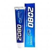 Отбеливающая зубная паста Dental Clinic 2080 Advance Blue