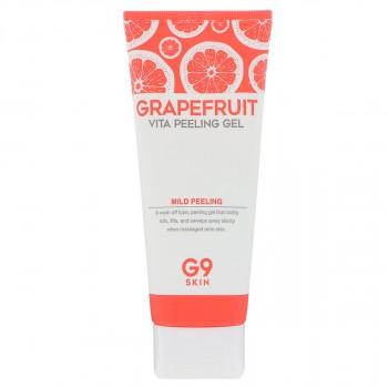 Грейпфрутовый пилинг - скатка Berrisom G9Skin Grapefruit Vita Peeling Gel