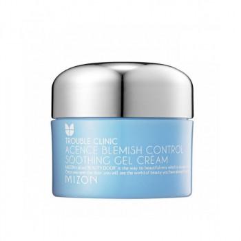 Крем - гель для проблемной кожи Mizon Acence Blemish Control Soothing Gel Cream