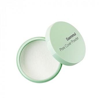 Рассыпчатая пудра для маскировки пор The Saem Saemmul Perfect Pore Powder