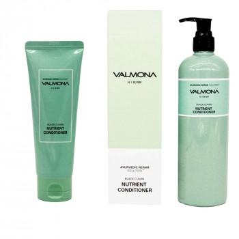 Восстанавливающий кондиционер для волос с экстрактом натуральных масел аюрведа Ayurvedic Repair Solution Black Cumin Nutrient Conditioner