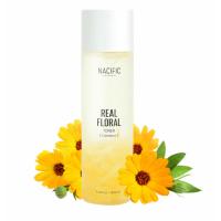 Успокаивающий тонер с лепестками календулы для чувствительной кожи NACIFIC Real Floral Toner Calendula