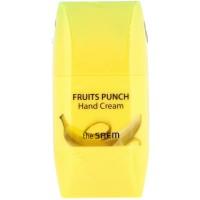 "Крем для рук ""банановый пунш""  The Saem Fruits Punch Banana Hand Cream"