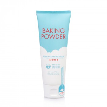 Очищающая пенка для умывания с содой Etude House Baking Powder Pore Cleansing Foam
