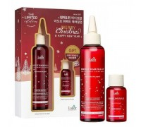 Подарочный набор с филлерами Lador The Limited Edition Merry Christmas Perfect Hair Fill-Up