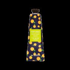 Ароматный крем для рук с абрикосом  The Saem Perfumed Hand Cream Apricot
