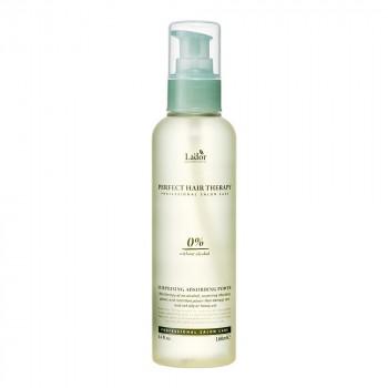 Несмываемый бальзам для волос с термозащитой La'dor Perfect Hair Therapy
