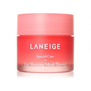 Ночная маска для губ с ароматом ягод Laneige Lip Sleeping Mask Berry