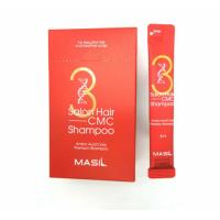 Восстанавливающий профессиональный шампунь с керамидами Masil 3 Salon Hair CMC Shampoo