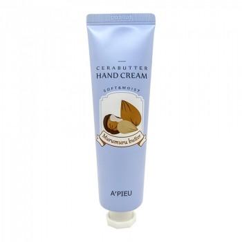 Питательный крем - баттер для кожи рук с маслом мурумуру A'Pieu Cerabutter Hand Cream Murumuru Butter