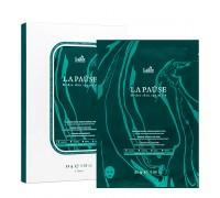 Увлажняющая маска для лица с морским коллагеном и кипарисовой водой La'dor La-Pause Hydra Skin Spa Mask