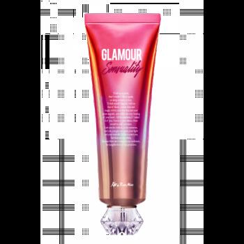 Парфюмированный крем для тела с цветочным и древесно - мускусным ароматом Evas Kiss by Rosemine Fragrance Cream Glamour Sensuality