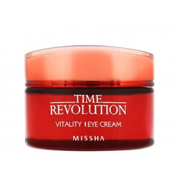 Интенсивный антивозрастной крем для кожи вокруг глаз Missha Time Revolution Vitality Eye Cream