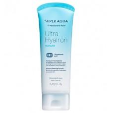 Отшелушивающий пилинг - гель для улучшения текстуры кожи лица Missha  Ultra Hyalron Peeling Gel
