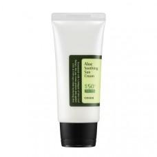 Солнцезащитный крем с соком алоэ вера Cosrx Aloe Soothing Sun Cream