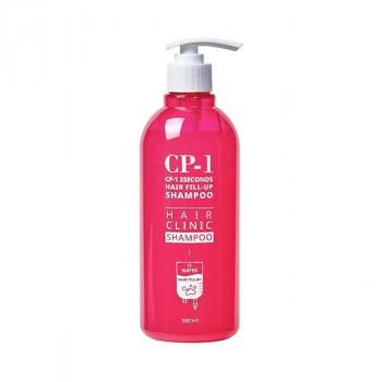 Восстанавливающий шампунь для волос ESTHETIC HOUSE CP-1 3SECONDS HAIR FILL-UP SHAMPOO