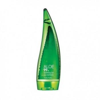 Увлажняющий гель алоэ вера для кожи лица и тела Holika Holika Aloe 99% Soothing Gel