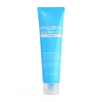Гиалуроновый крем для лица Secret Key Hyaluron Aqua Soft Cream