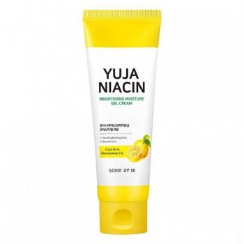 Крем-гель с юдзу для выравнивания тона Some By Mi Yuja Niacin Brightening Moisture Gel Cream