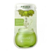 ПРОБНИК Себорегулирующий крем-сорбет с экстрактом винограда Frudia Green Grape Pore Control Cream