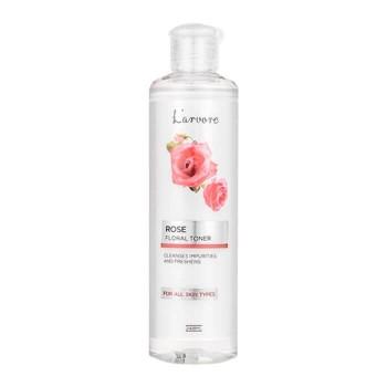 Освежающий тонер для лица с экстрактом розы L'arvore Rose Floral Toner