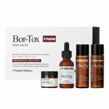 Набор для лица с эффектом ботокса MEDI-PEEL Bor-Tox 5 Peptide Multi Care Kit (30ml+30ml+30ml+50ml)