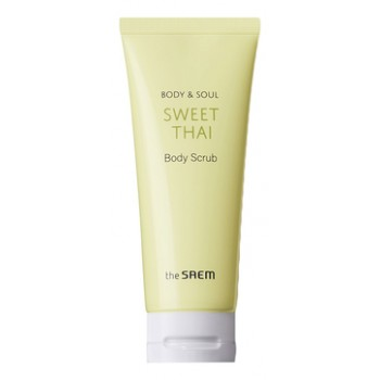 ТАЙСКИЙ СКРАБ ДЛЯ ТЕЛА THE SAEM BODY & SOUL SWEET THAI BODY SCRUB